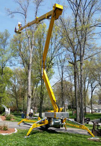 Tree Bucket Trucks in Manchester, Connecticut, CT
