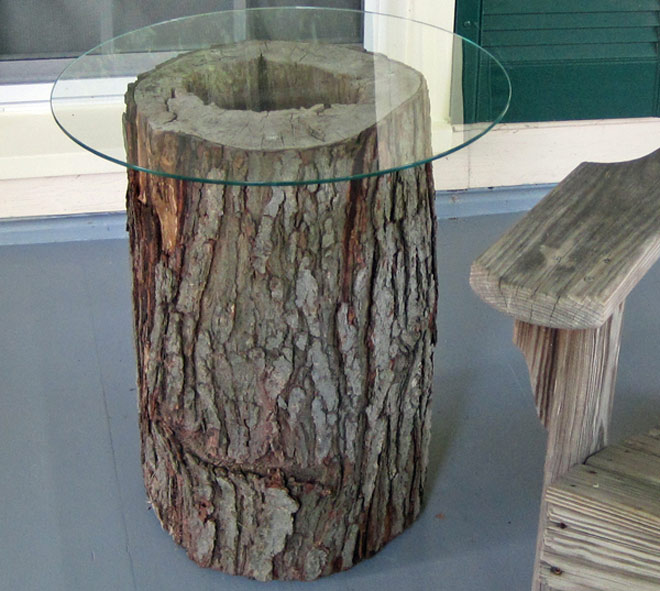 Beau Tree Stump Furniture Tips For East Hartford, Connecticut, CT